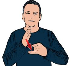 The British Sign Language or BSL is the Sign language that is used widely by the people in the United Kingdom. This Language is preferred over other languages by a large number of deaf people in the United Kingdom. British Sign Language Dictionary, Sign Language Phrases, Sign Language Alphabet, Sign Language Interpreter, Learn Sign Language, American Sign Language, Learn Bsl, Learn To Sign, Makaton Signs