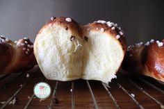 la pâte à brioche du boulanger