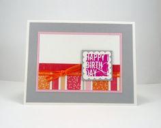 Happy Birthday Card Birthday greetings by PiecesOfMePaperCraft