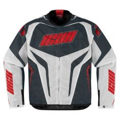 ICON Hooligan Street Jersey - Red Icon Motorcycle Jacket 0505d779d