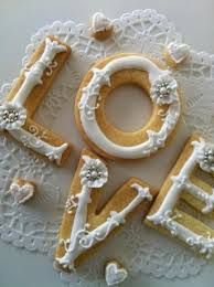 Resultado de imagen para photo cookies wedding