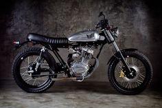 Deus Honda CB100