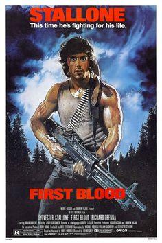 Постер Rambo: First Blood - Рэмбо: Первая кровь