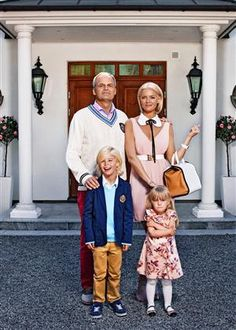 Message - Luxurious Scandinavian life. For the customers outside Scandinavia I want to message that using Solnedgång products you are little bit like this dream Scandivian people - wealthy, family and pure sence of style.