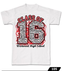 Have your class signatures all in one place. Senior Class Shirts, Signature Design, Shirt Designs, Mens Tops, T Shirt, Tee Shirt, Tee