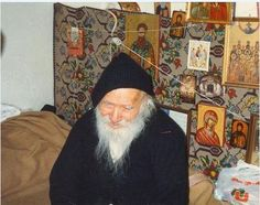 To those who are distrustful who doubt and dispute and use only the faculty of reason and are not open to God God does not show himself. God does not enter locked souls; He does not force an entrance. Saint Porphyrios by orthodox_christian_life Miséricorde Divine, Kai, Orthodox Christianity, Son Of God, Orthodox Icons, Religious Art, Christian Faith, Dear Friend, Kids And Parenting
