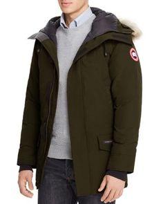 CANADA GOOSE Langford Parka With Fur Hood. #canadagoose #cloth #hood