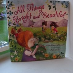 Learn to be a Mom: All Things Bright and Beautiful . Learning To Be, Giveaways, All Things, About Me Blog, Bright, Mom, Books, Beautiful, Livros