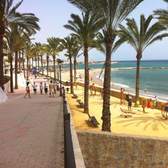 Beaches at Marbella Oh The Places You'll Go, Great Places, Places To Travel, Beautiful Places, Places To Visit, Romantic Places, Marbella Spain, Europe Holidays, Spain Travel