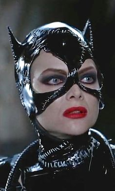 Michelle Pfeiffer as Selina Kyle / Catwoman - Batman Returns by Tim Burton - 1992