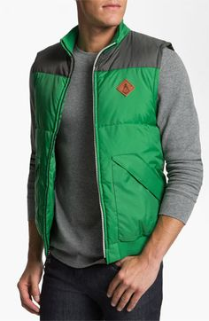Volcom 'Intermont' Vest available at #Nordstrom