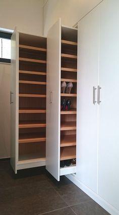 perfect ideas for garage storage storage . - Perfect ideas for garage storage furniture Closet Ikea, Closet Bedroom, Closet Storage, Garage Storage, Shoe Closet, Diy Storage, Kitchen Storage, Storage Hacks, Diy Bedroom