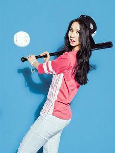 K pop Girl group G Friend is Featured in K Wave Magazine Kpop Girl Groups, Korean Girl Groups, Kpop Girls, Asian Woman, Asian Girl, Asian Ladies, Jung Eun Bi, K Pop Star, G Friend