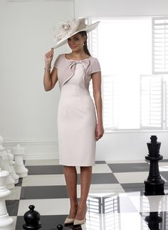 Fantastic collection of dresses & accessories for mother of the bride or groom. Wedding accessories include fascinators, hats, handbags & shoes to create the ideal look. Mother Of Bride Outfits, Mother Of The Bride, Expensive Purses, Kentucky Derby, Groom, White Dress, Bridal, Collection, Sewing