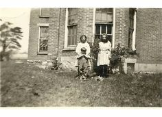 My Mother's Family History: My Mother's Kortright and White Cousins