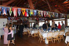 Falmouth Yacht Club, Cape Cod, Massachusetts