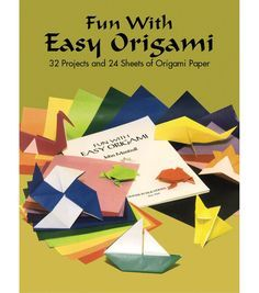 Easy Origami Dover Craft Books