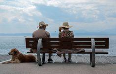 #Selbstbewusst und mit #Selbstvertrauen älter werden – aber wie? Dieser Blickpunkt ist am Geburtstag von Gerd Ziegler entstanden, und er enthält die Gedanken zu den Entwicklungen, die wir mit zunehmendem Alter nehmen - mehr dazu hier