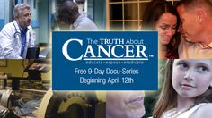 Breakthrough cancer cures documentary threatens to collapse the for-profit cancer industry... launches April 12th... will be viciously attacked by the entire pharma-controlled media