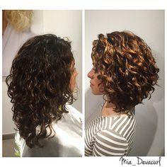 28 Haircuts for Short Curly Hair: #14. Everyday Style; #curlyhair; #shorthair