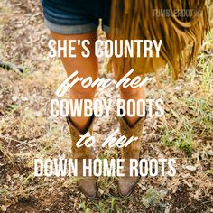 From the songs she plays to the prayers she prays, that's the way she was born and raised, she ain't afraid to stay country <3 // tumbleroot.com