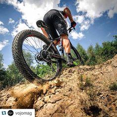 Besoin de plus de #fun sur vos trails préférés ? @vojomag a testé pour vous le #Fuse 6FATTIE ! by specialized_fr
