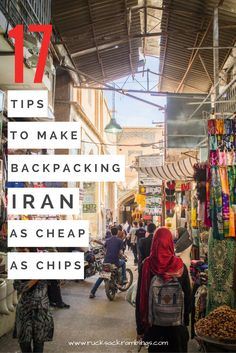 You cannot travel to Iran before you've read these tips and tricks. Save on food, transport, accommodation and tourist attractions.