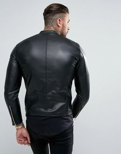 Asos Online Shopping, Online Shopping Clothes, Men's Leather, Leather Pants, Latest Fashion Clothes, Biker, Mens Fashion, Clothes For Women, Clothing