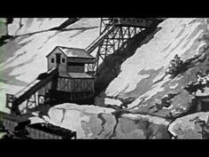 "Coal: ""Story of Coal"" circa 1920s Bray Studios: https://www.youtube.com/watch?v=agM5uD7Qn8Y #coal #CoalMining"