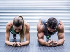Six-pack abs, gain muscle or weight loss, these workout plan is great for beginners men and women. You don't need to go to the gym to get in shape. These easy exercise routines can all Keep Fit, Stay Fit, Tips Fitness, Health Fitness, Fitness Goals, Health Goals, Fitness Websites, Free Fitness, Health App
