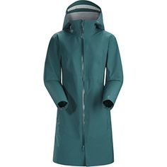 FEATURES of the Arcteryx Women's Imber Jacket Waterproof, windproof N42p 3L Gore-Tex fabric delivers waterproof/breathable protection. Polyester GORE C-KNIT bac...