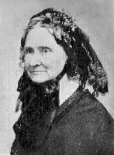 Jane Lampton Clemens (1803 ~ 1890) - Mother of Samuel Clemens -  It has been said that her engagement to John Clemens was more a matter of temper than tenderness, but after their marriage on May 6, 1823, she proved to be a truly loyal, steadfast partner. She married at the age of 20, and bore seven children, outliving all but three.