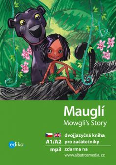 Mauglí A1/A2 | Angličtina | eReading Movie Posters, Movies, Films, Film Poster, Cinema, Movie, Film, Movie Quotes, Movie Theater