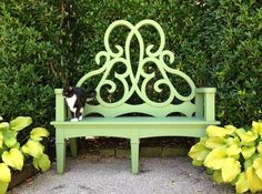 Image result for english gardens with curved garden bench