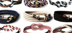 $19 for a 14kt Gold Designer Nautical Bracelet - Tax and Shipping Included ($59 Value)