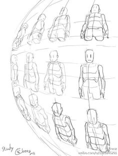 Manga Drawing Techniques Some Tips, Tricks, And Methods For The Perfect drawing tutorial Body Drawing, Anatomy Drawing, Anatomy Art, Manga Drawing, Drawing Faces, Anatomy Study, Body Anatomy, Drawing Skills, Drawing Techniques