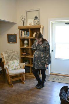 Rachel Jaybird: entering (i mean, halfway through) march... matern...