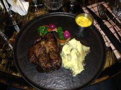 Kol Restaurant (great cocktails, meat, and desserts) - Reykjavik