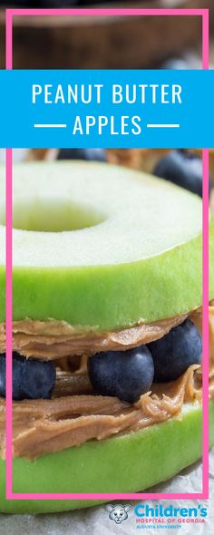 A fun snack to make and a fun snack to eat. Yum!