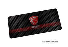 msi mouse pad locked edge pad to mouse notbook computer mousepad High-end gaming padmouse gamer to large keyboard mouse mats