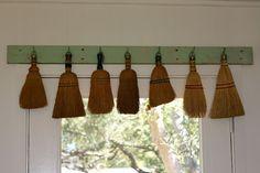 Vintage Wisk Window Treatment