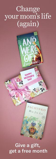 Surprise her for Mother's Day and get a free month for yourself. It'll be the second-greatest day of her life. The first? The day you were born. (Obviously).