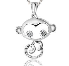 S925 Sterling Silver Jewelry Ca Crystal Hollow Monkey Pen... http://www.amazon.com/dp/B01B4SCJBY/ref=cm_sw_r_pi_dp_MMSrxb09TBT2S
