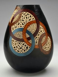 Beautiful gourd art