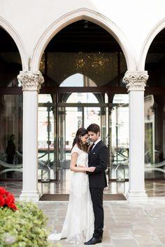 Wedding at Hotel Centurion Palace Venice, Italy by Tyler Rye Photography