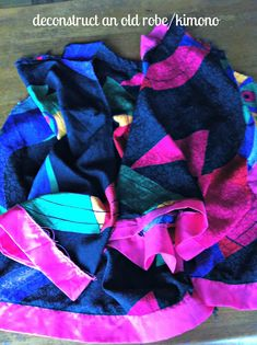 DIY: Kimono (How To Sew A Kimono)