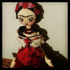 Frida Kahlo - Jannina Arte e Design