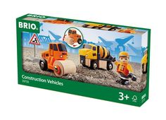 Construction Vehicles - BRIO