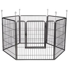 Outdoor Dog Pens - Proselect Empire Exercise Pens for Dogs and Pets  Graphite 36 48 * For more information, visit image link. (This is an Amazon affiliate link)