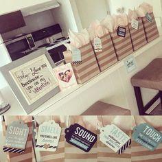 Five Senses | DIY Valentines Crafts for Boyfriend